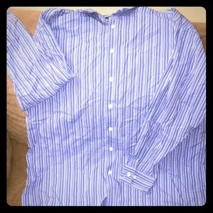 Kenneth Cole button down shirt
